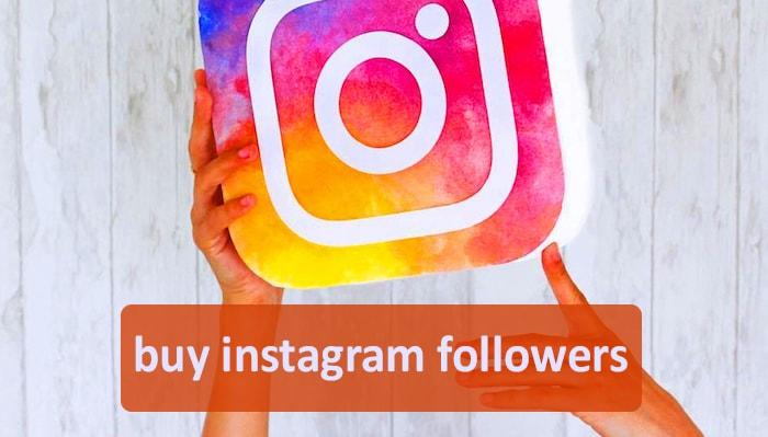 Buy instagram followers real